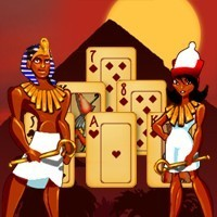 Pyramid Solitaire Ancient Egypt 2